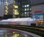 Festzelt im Sony-Center-Berlin