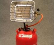 Heizstrahler Gas